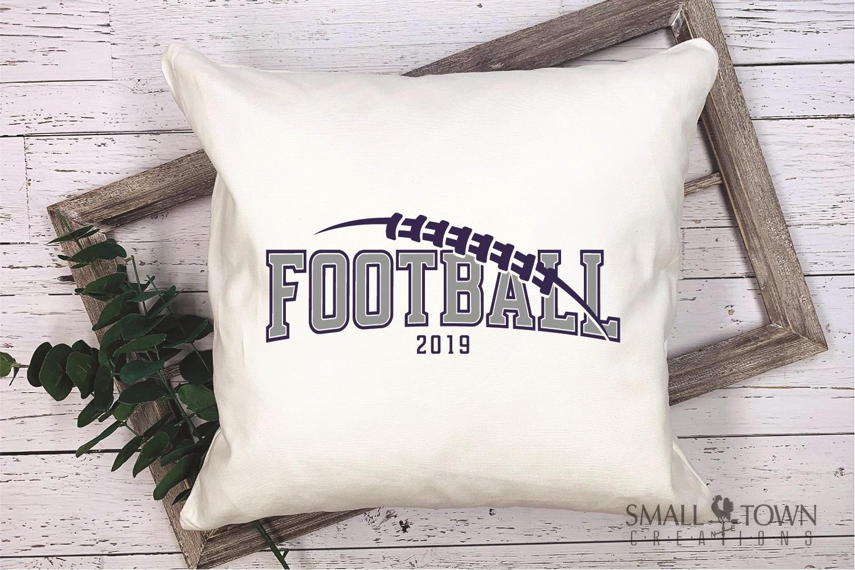 Football, Football Team, Logo, Sport, PRINT, CUT & DESIGN example image 3