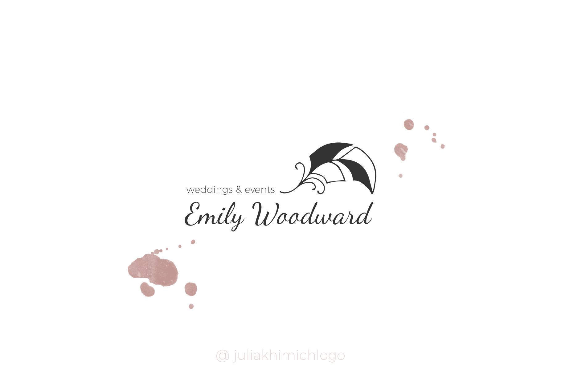 Logo Pack Vol.1. Romantic & Wedding example image 6