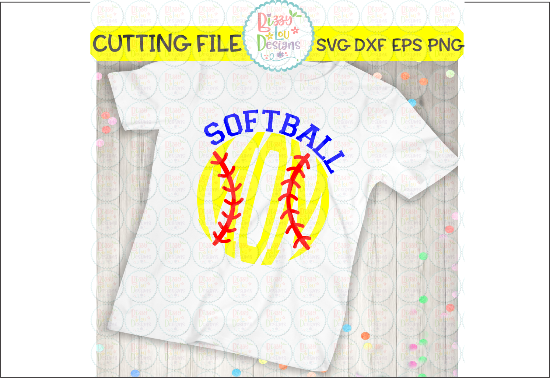 Softball Mom  example image 1