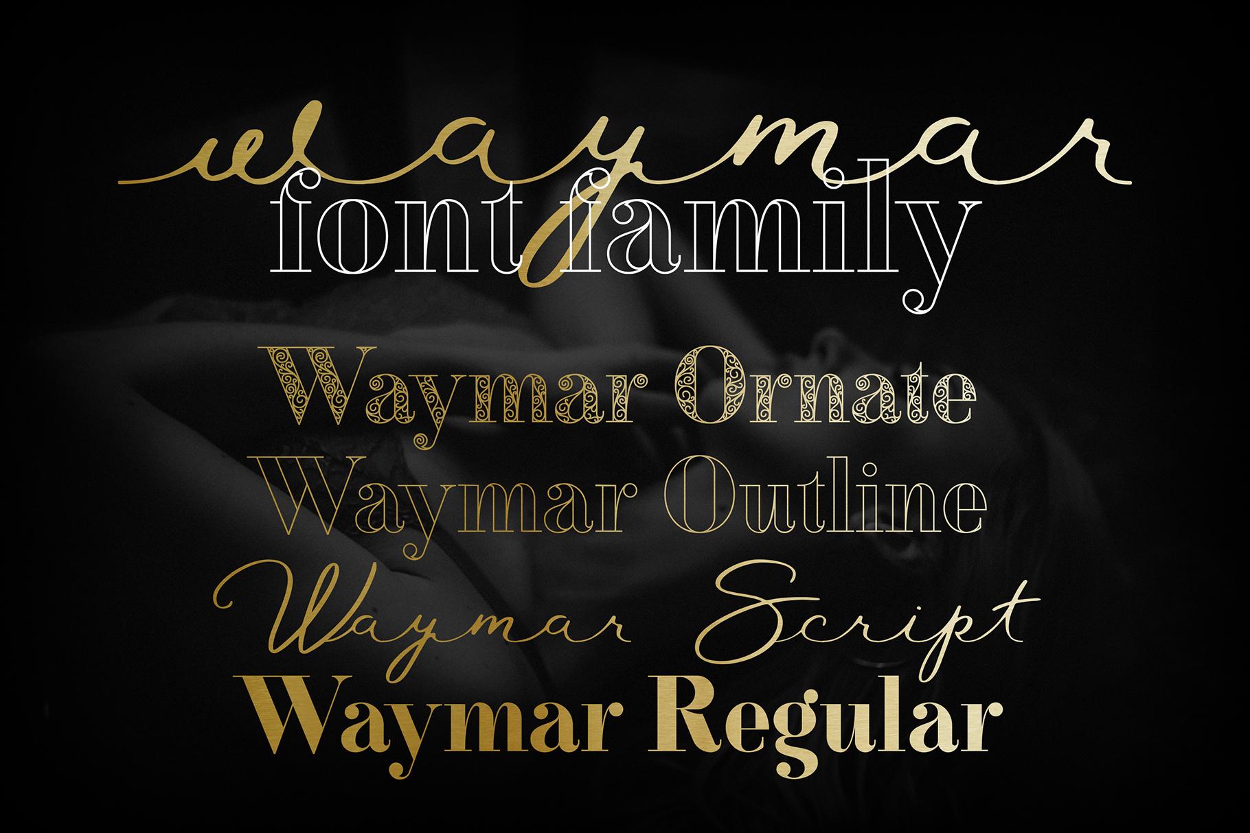 Waymar family example image 2