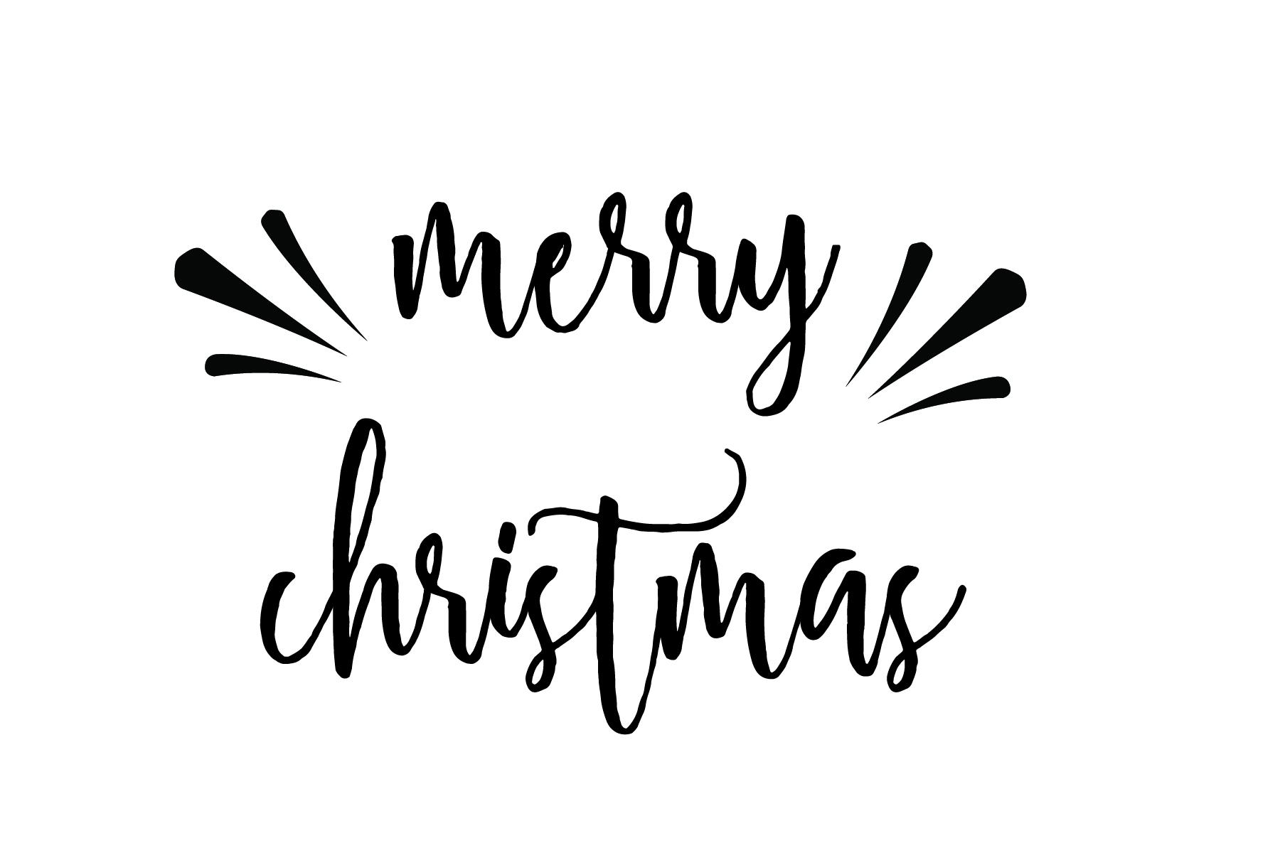 Christmas Sayings, Quotes, SVG Cut FIle, Mug, Tshirt Designs example image 5