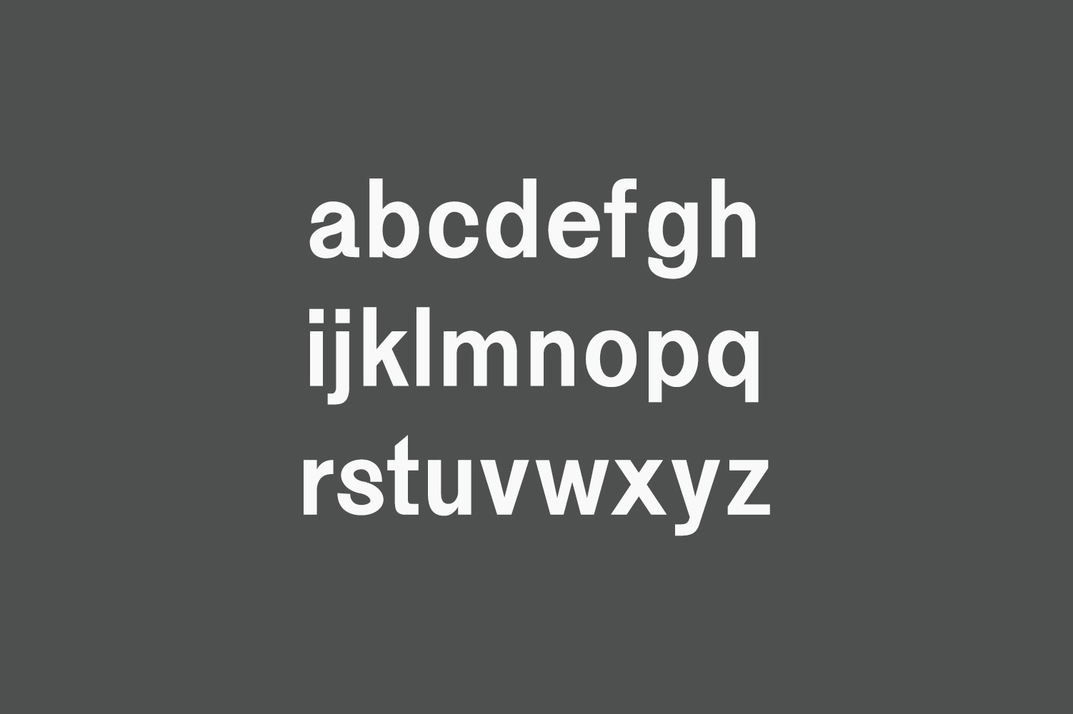 Adriell Sans Serif Font Family example image 3