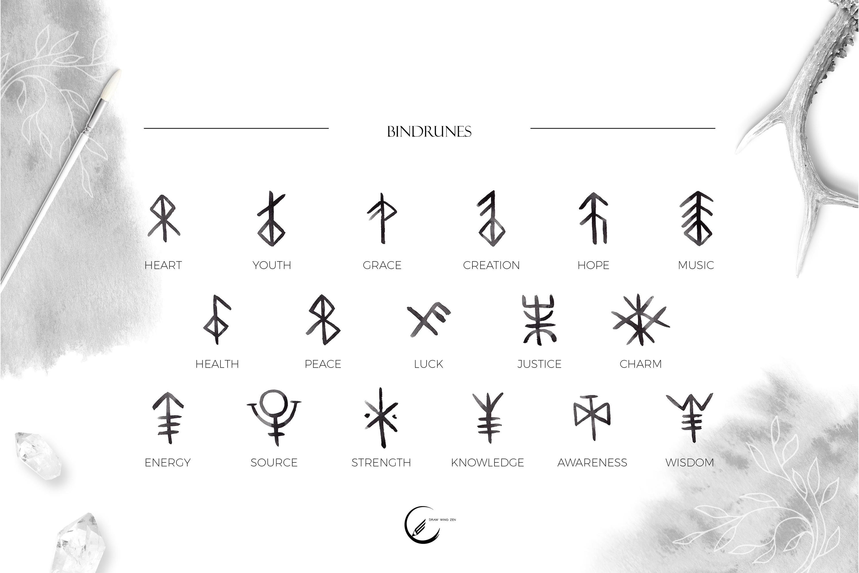 Mystic Artistic. Graphic Set example image 5
