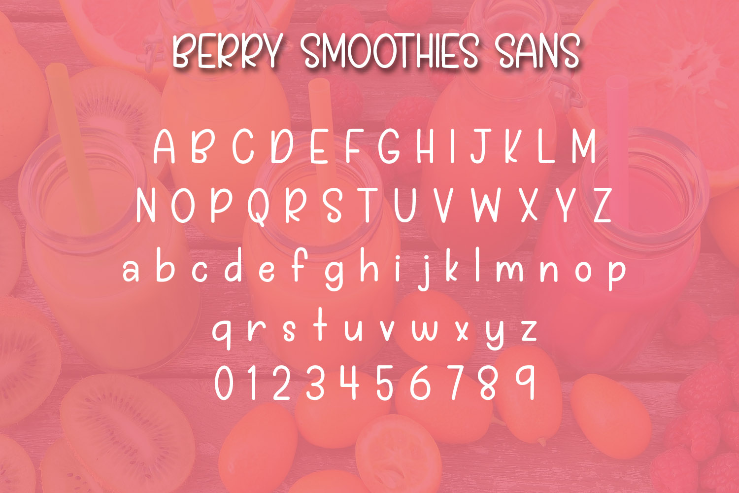Berry Smoothies example image 6