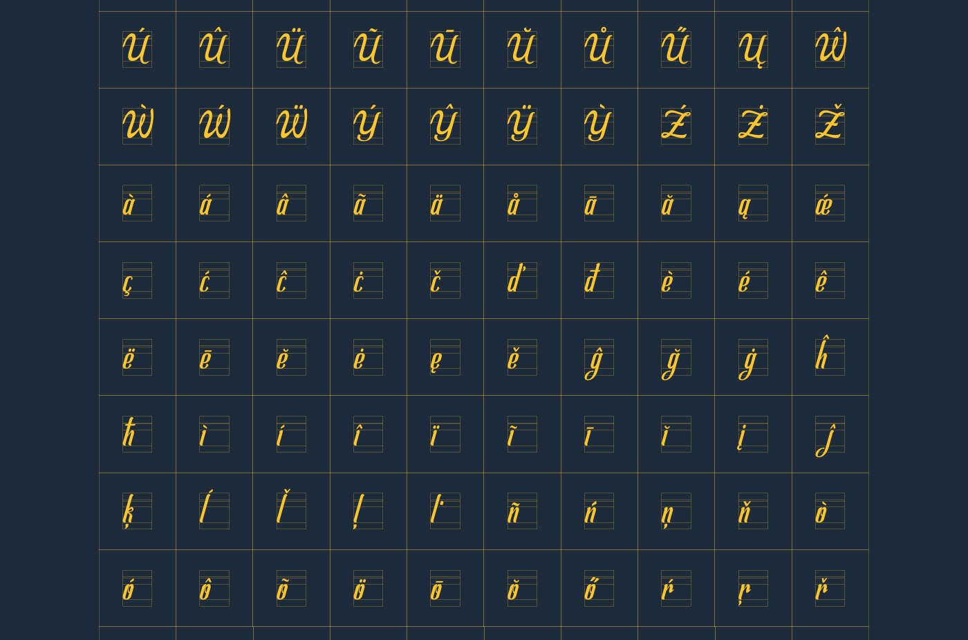 Allema Script Font example image 10