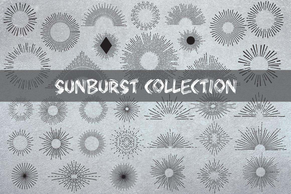 Sunburst collection example image 1