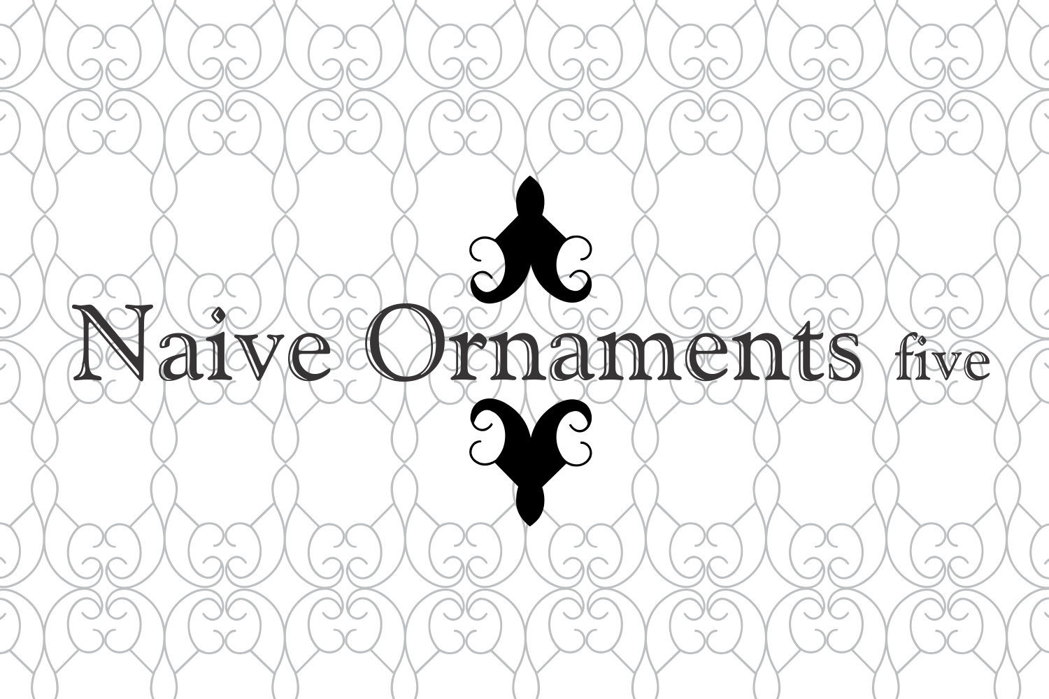 Naive Ornaments Five example image 2