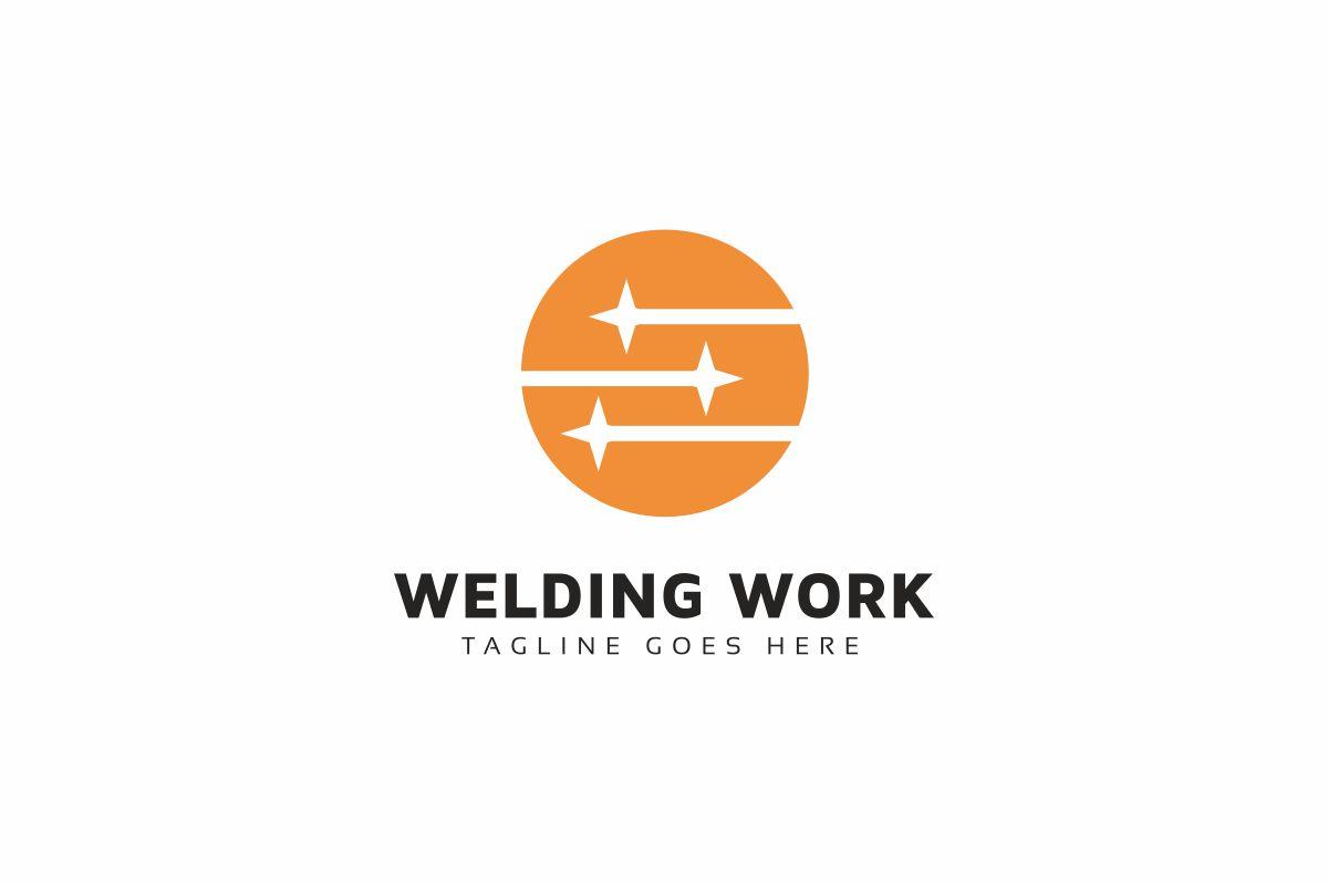 Welding Work Logo example image 2