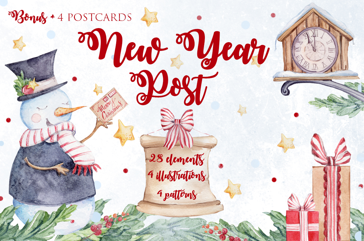 NEW YEAR POST example image 1