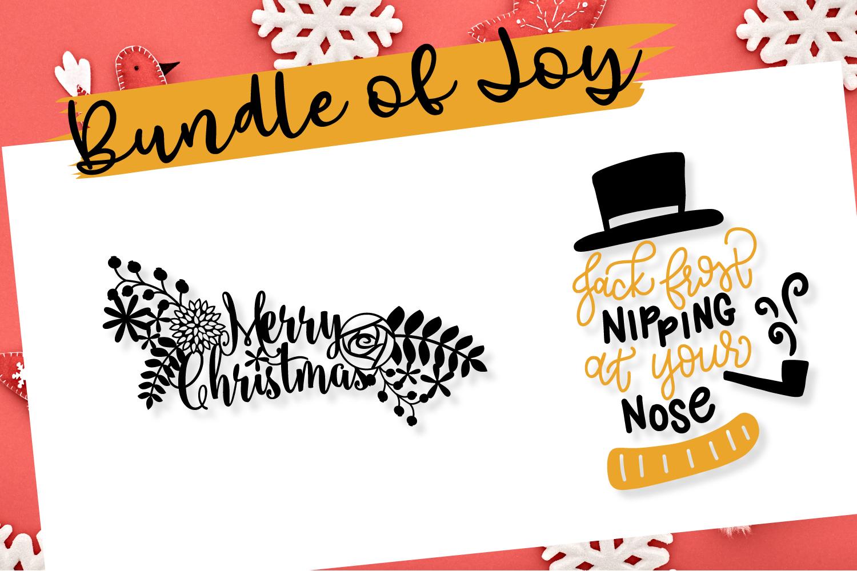 Bundle Of Joy - Christmas SVG Bundle  example image 2