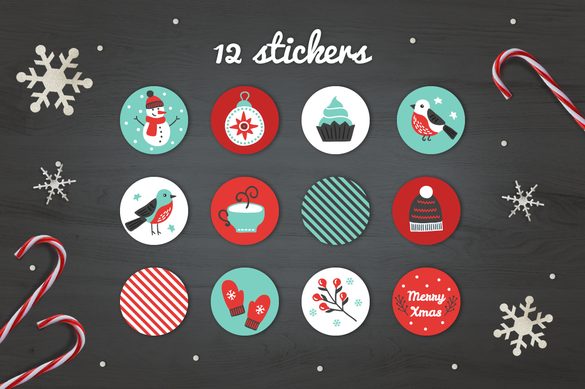 Christmas Elements example image 3