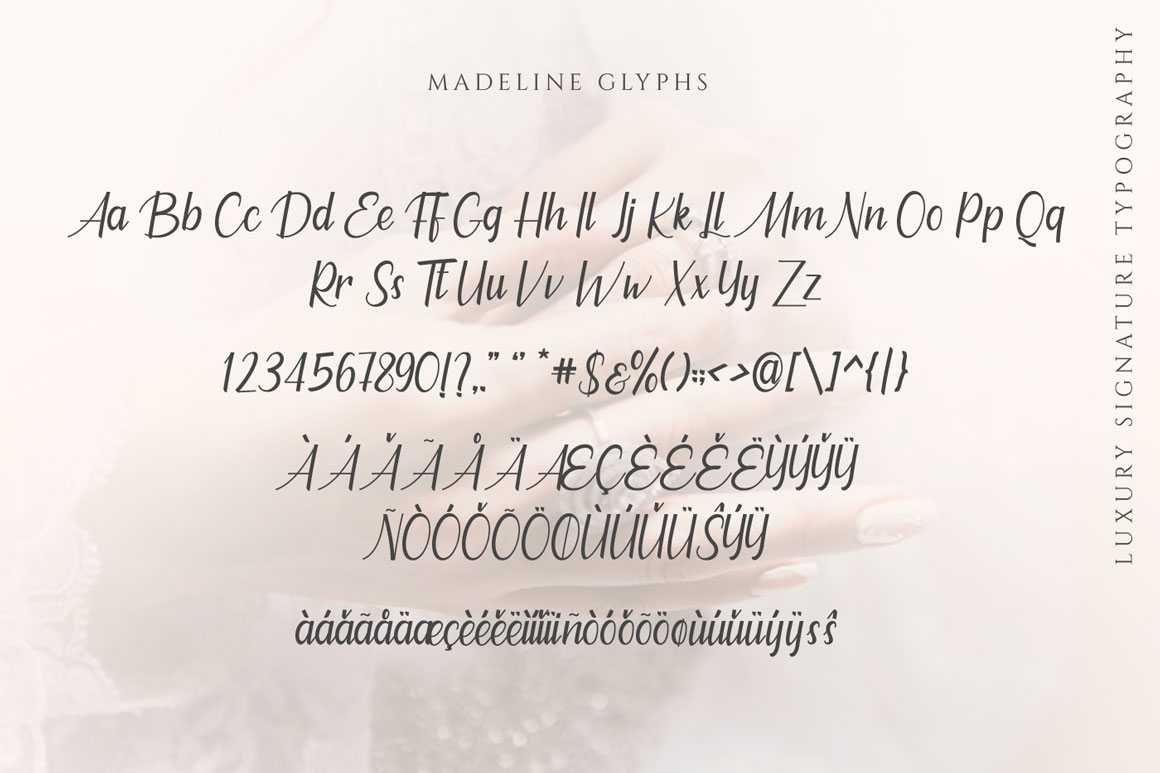 Madeline - Beauty Font example image 9