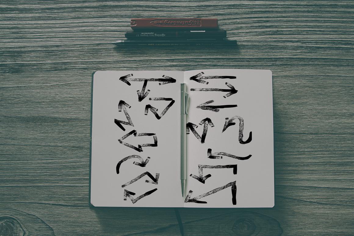 17 Arrows bundle. Vol. 3 example image 4