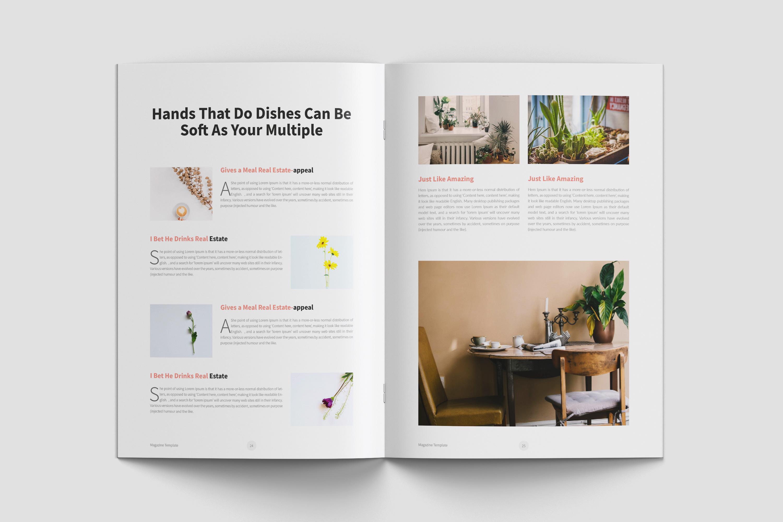 Modern Multipurpose Magazine Layout example image 9