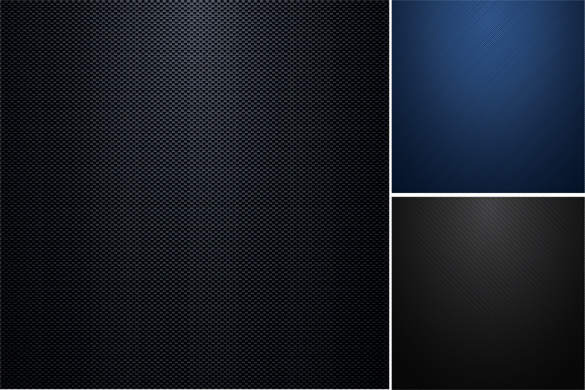 Carbon metallic backgrounds. example image 2