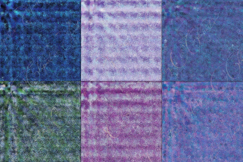 Galaxy Foils Digital Paper example image 2