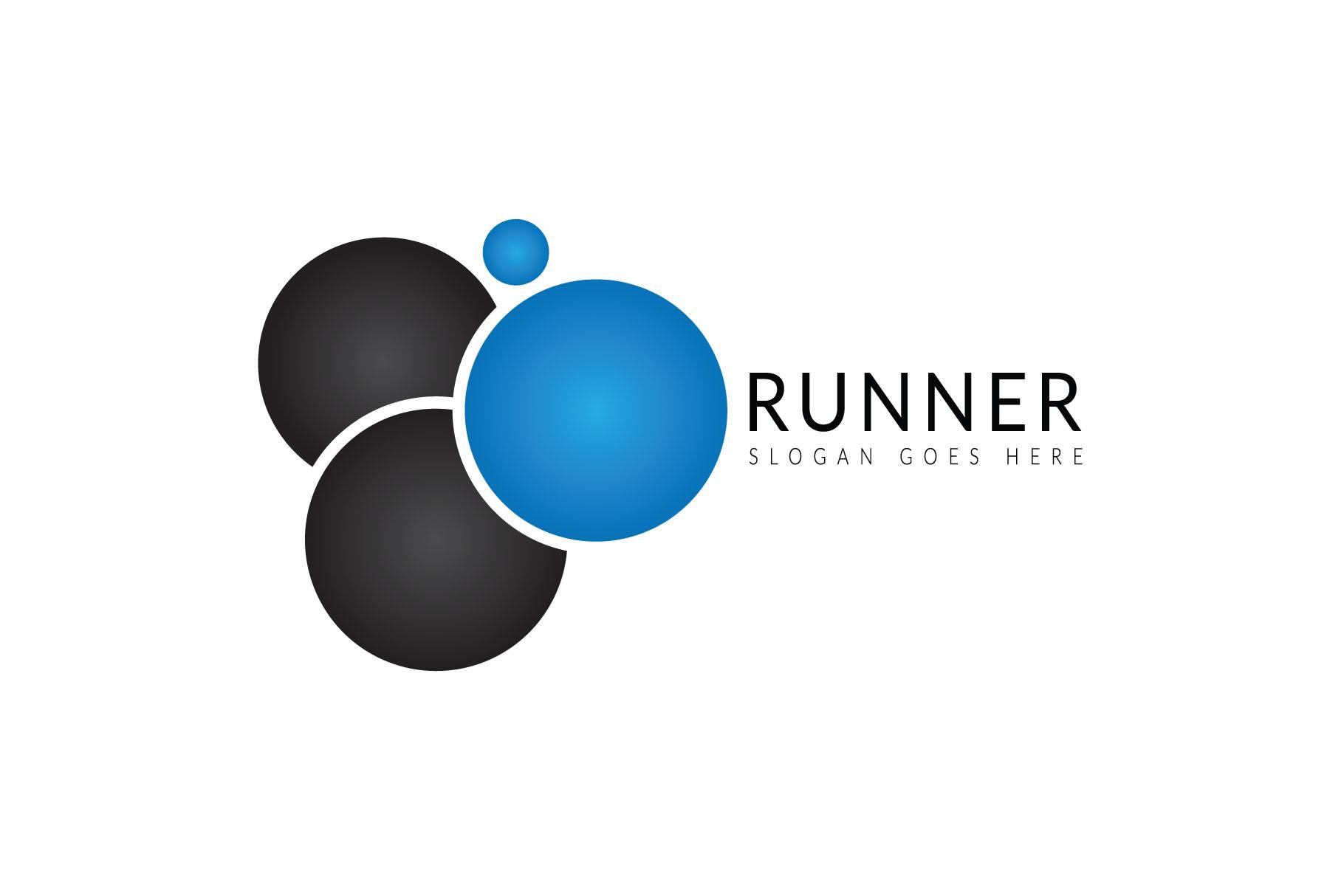 Runner Logo example image 2