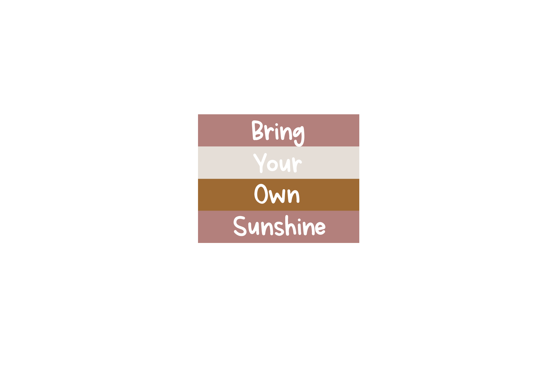 Sunshine Market - A Handwritten Font example image 5