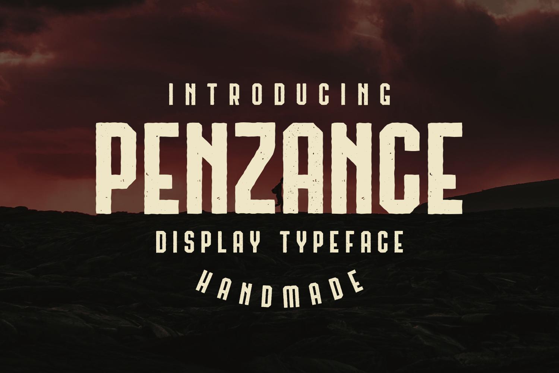 Penzance example 1