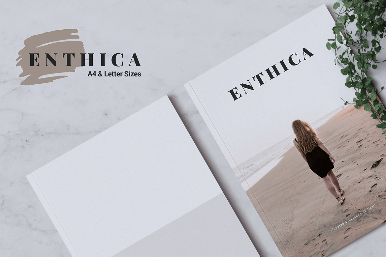 ENTHICA Fashion Magazines example image 8