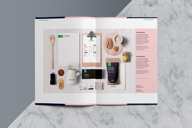 Designer Portfolio-48 Pages example image 11