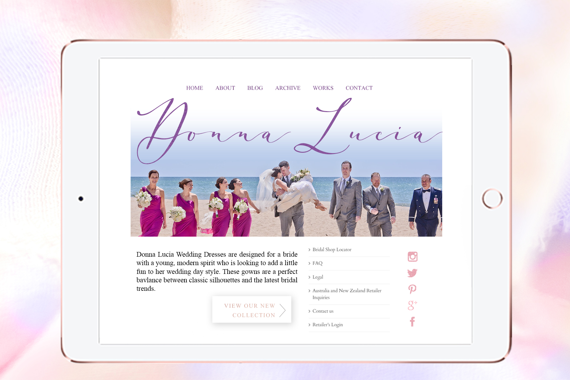 Donna Lucia font + Extras & Logo example image 6