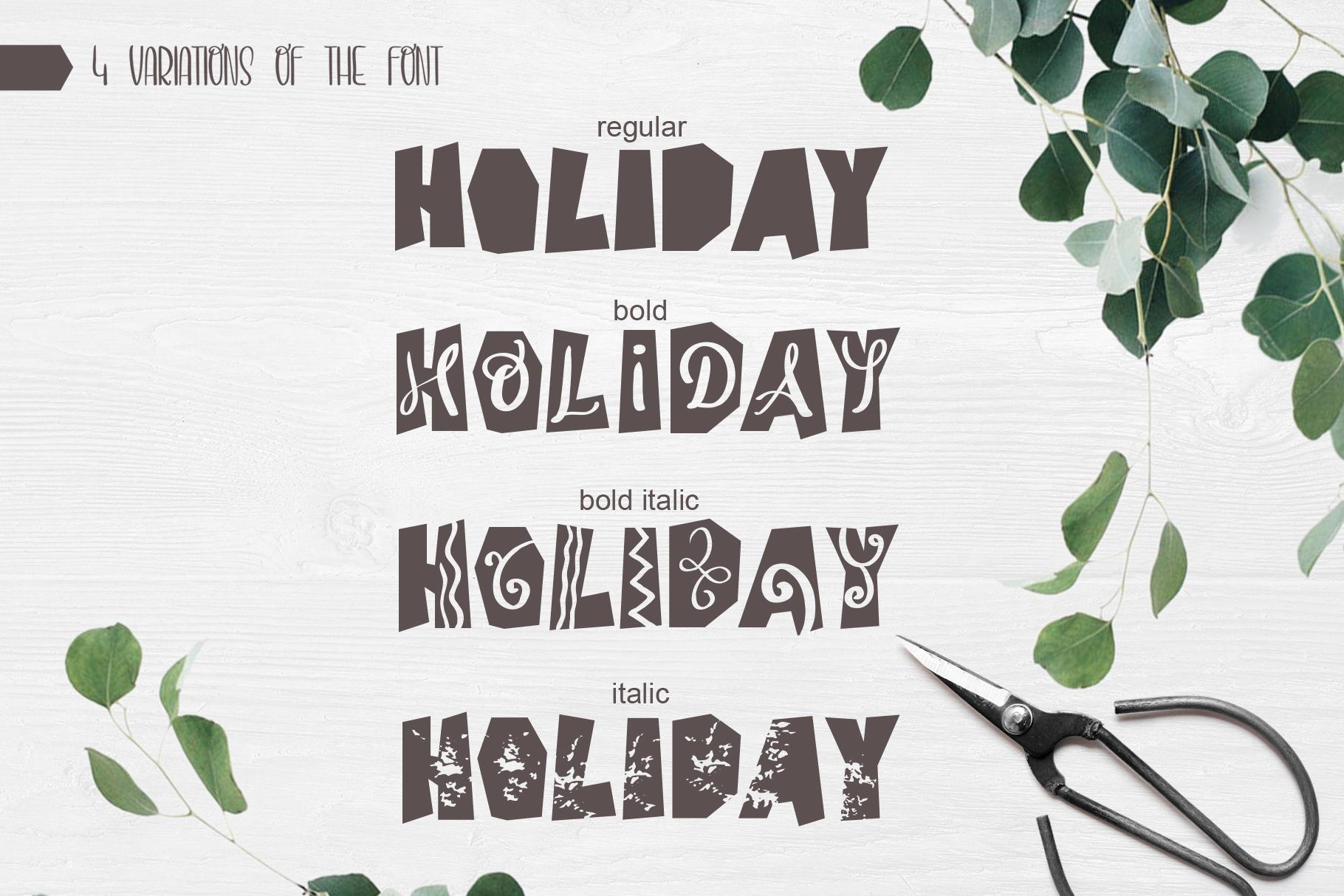 Font Bundle Handwritten Calligraphic example image 14
