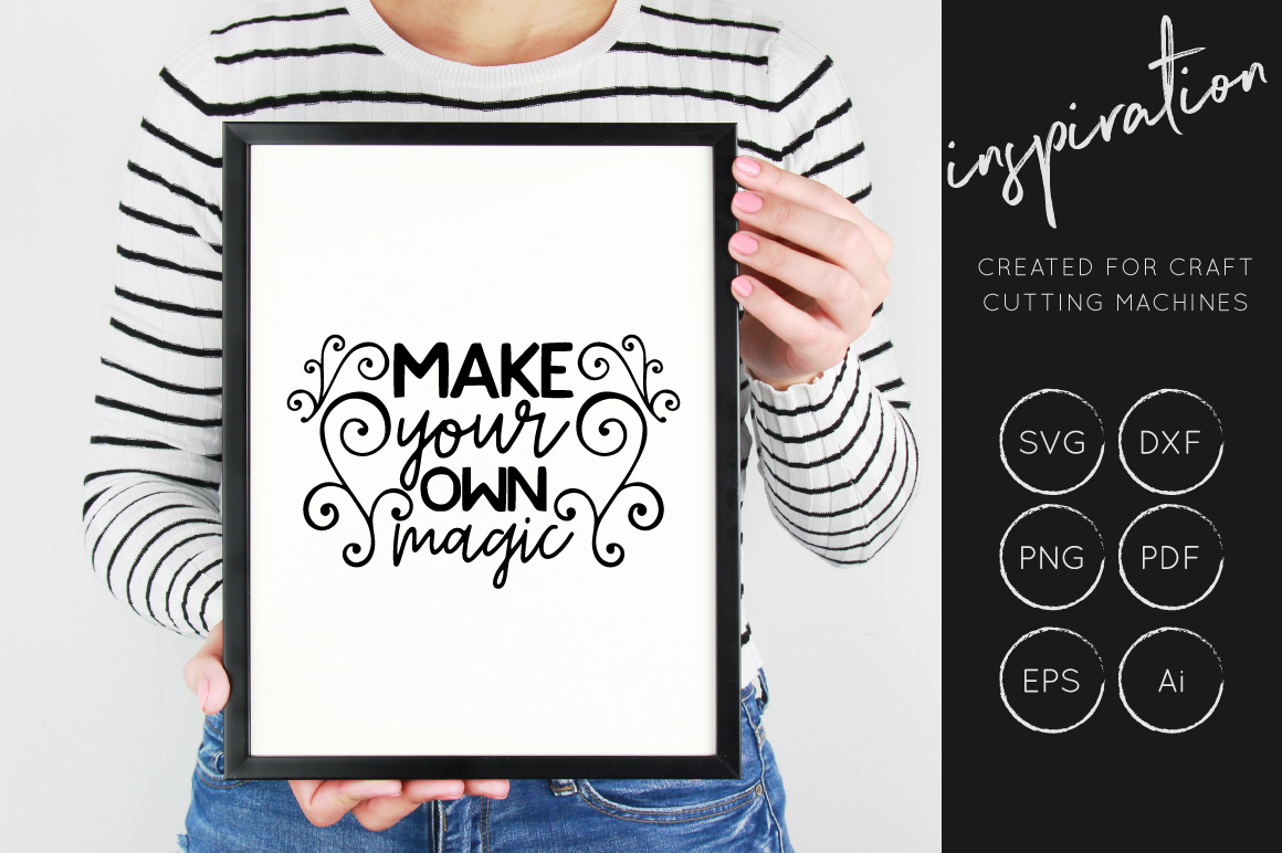 Inspirational Quotes SVG Cut File Bundle - Design Collection example image 9