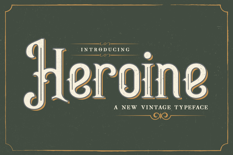 Heroine  example image 1
