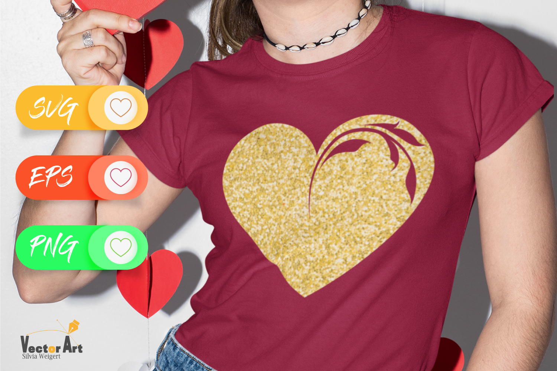 Mini Bundle - 8 Hearts - Cut files example image 2