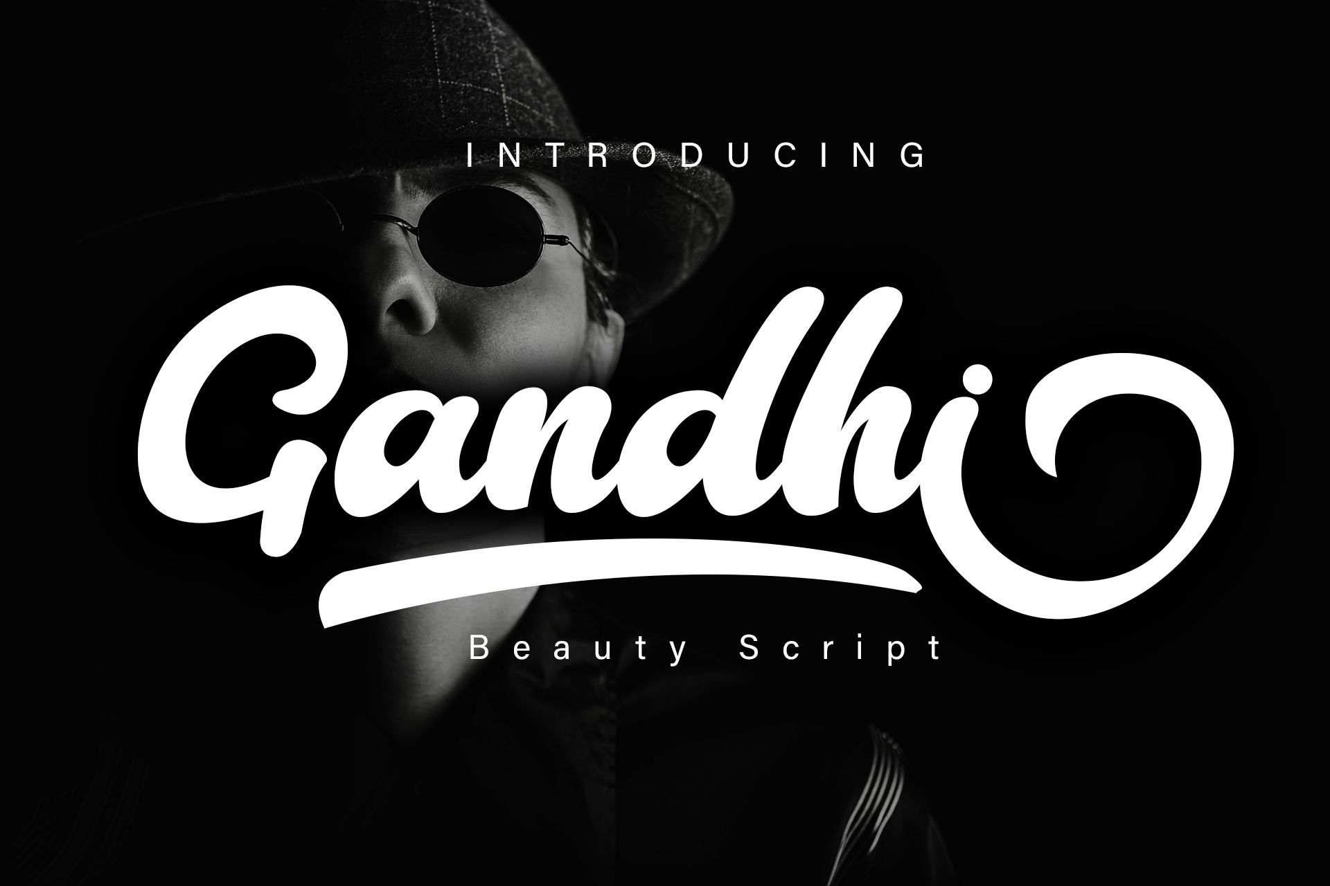 Gandhi Beauty Script example image 1