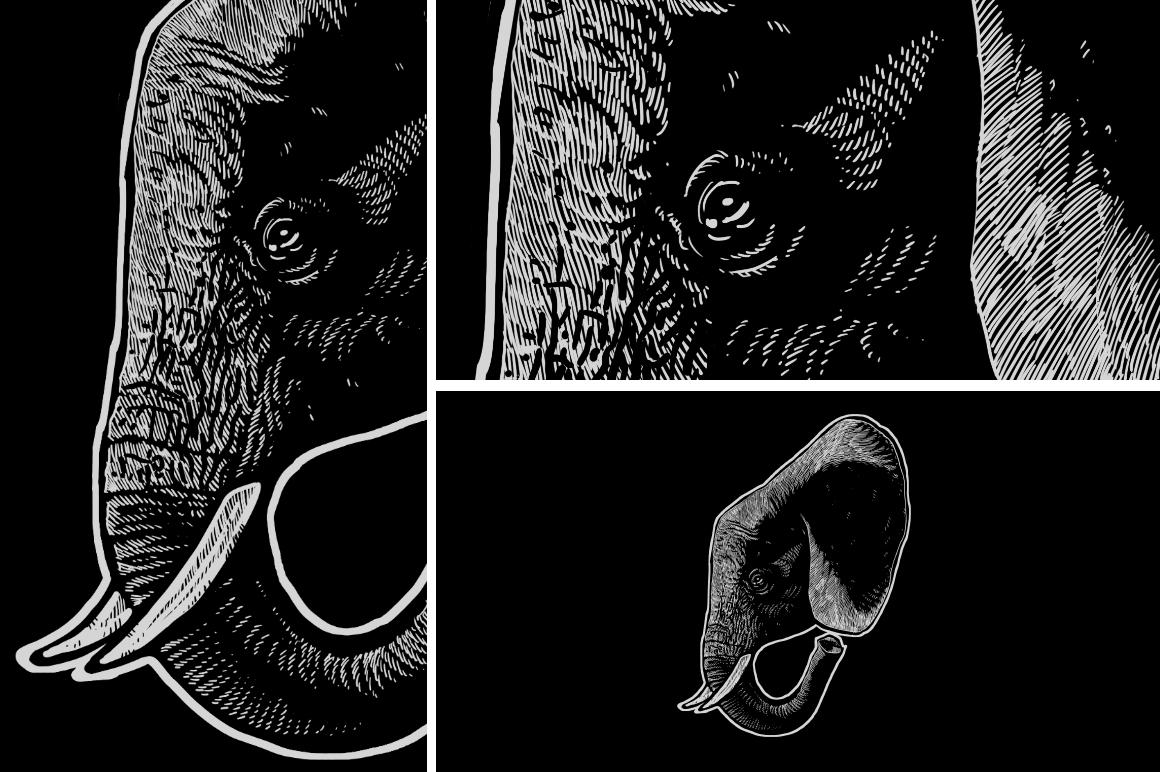 Elephant Art example image 3
