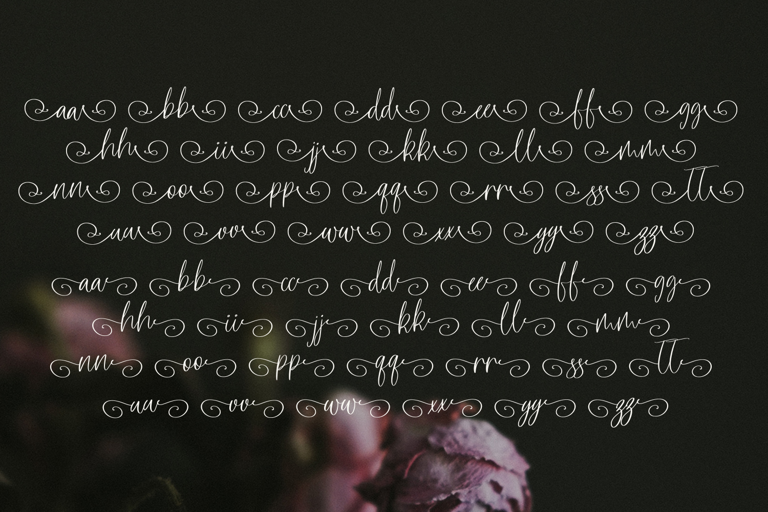 This Feeling Script Font example image 5