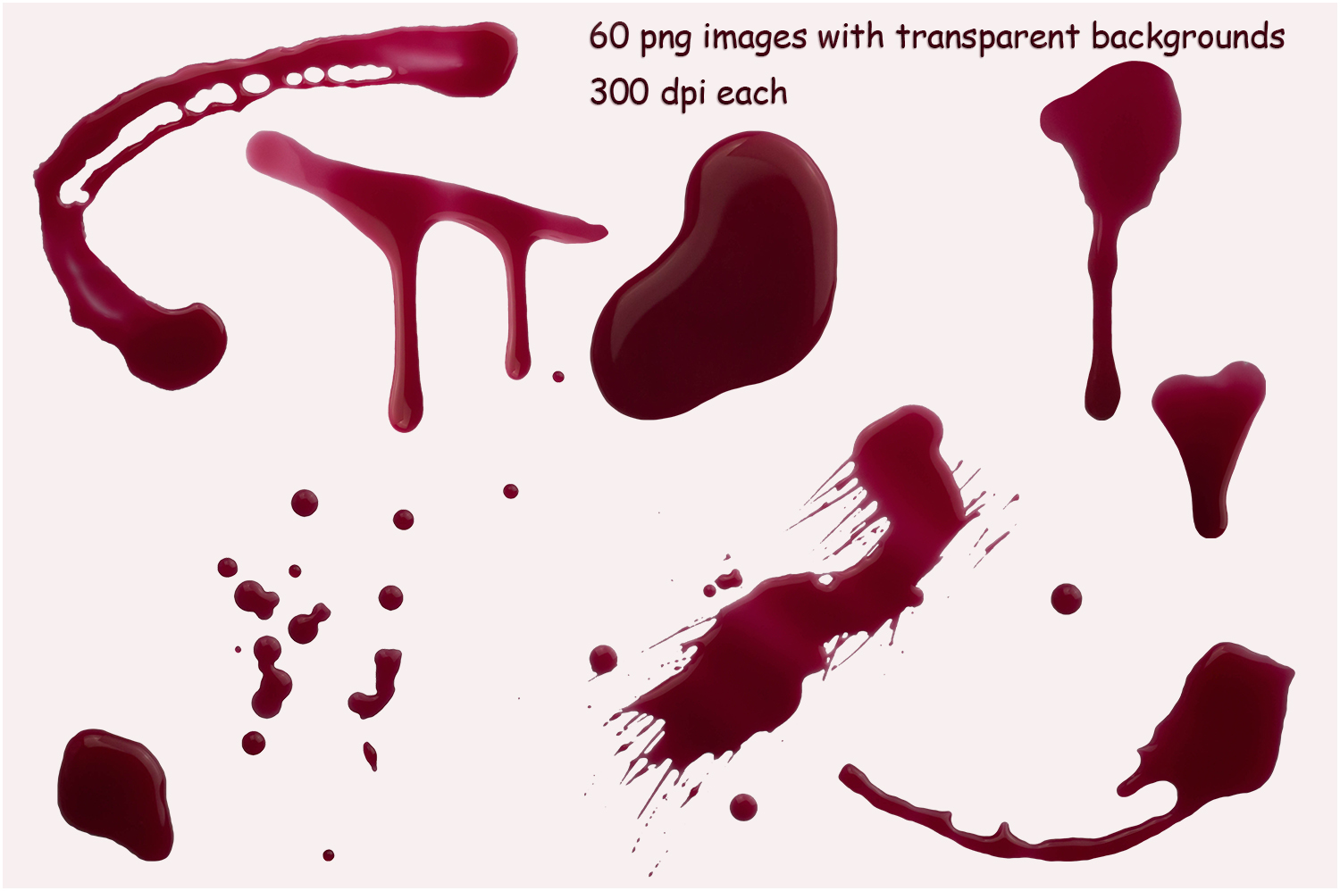 Blood example image 3