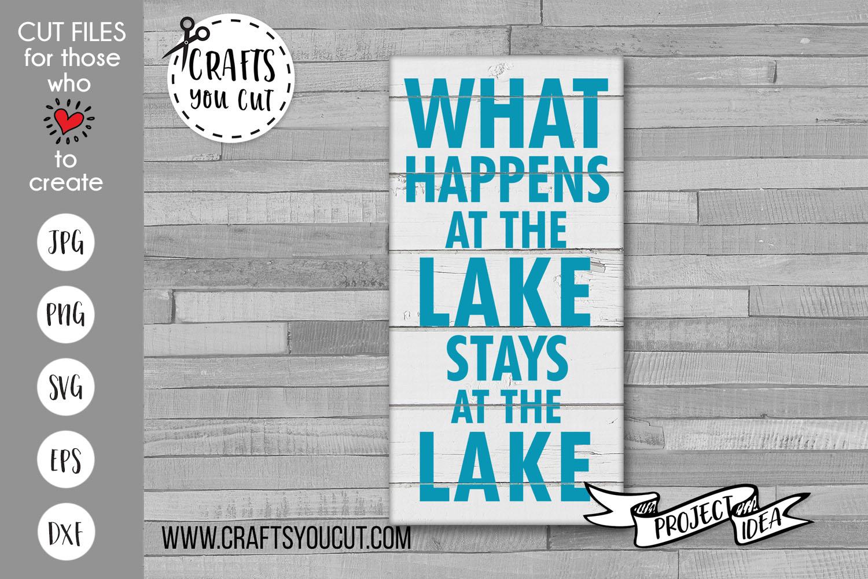 The Lake Bundle Vol. 2- A Summer/Lake SVG Cut File Bundle example image 11