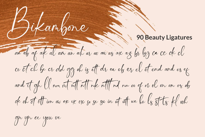 Bikambone example image 7
