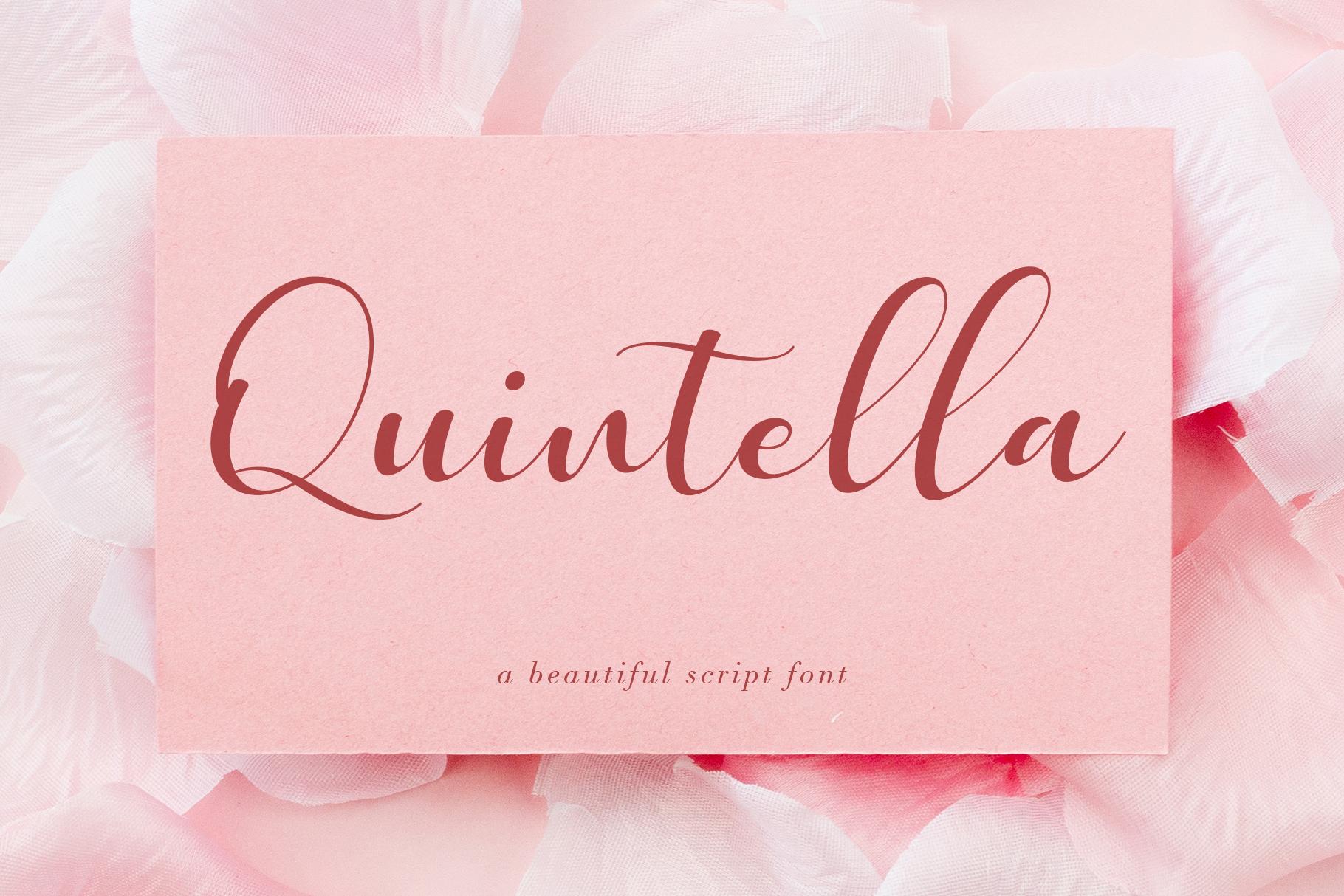 Quintella example image 2