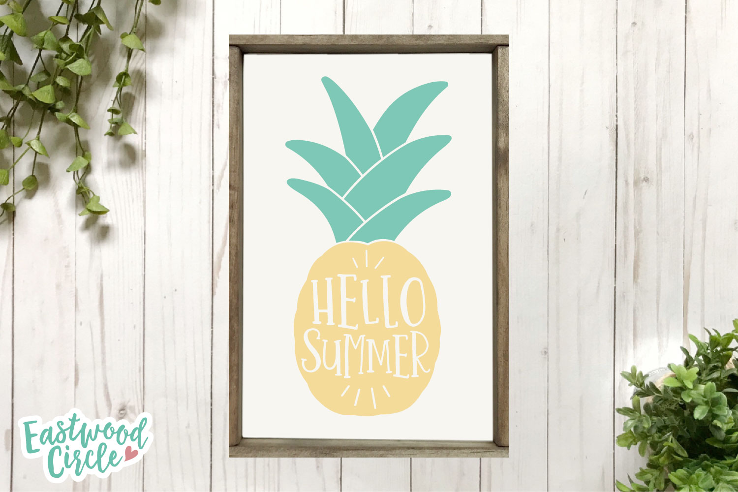 Summer SVG Bundle - Cut Files for Signs example image 5