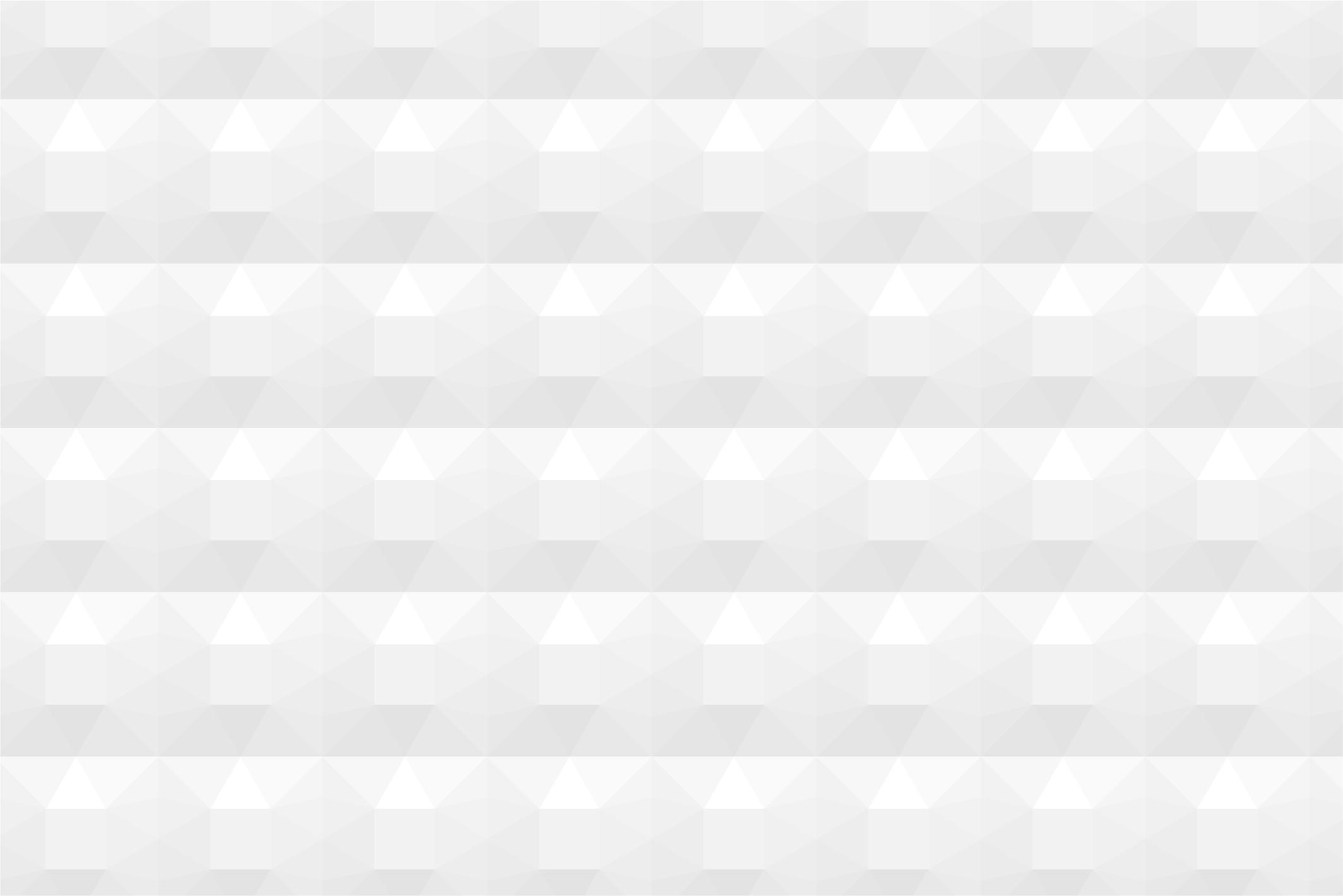 Geometric white 3d seamless textures example image 3
