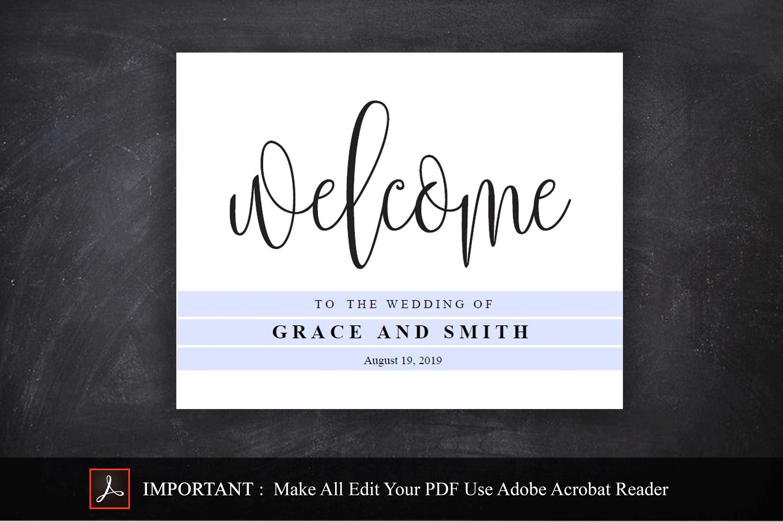 Wedding Welcome Template example image 4