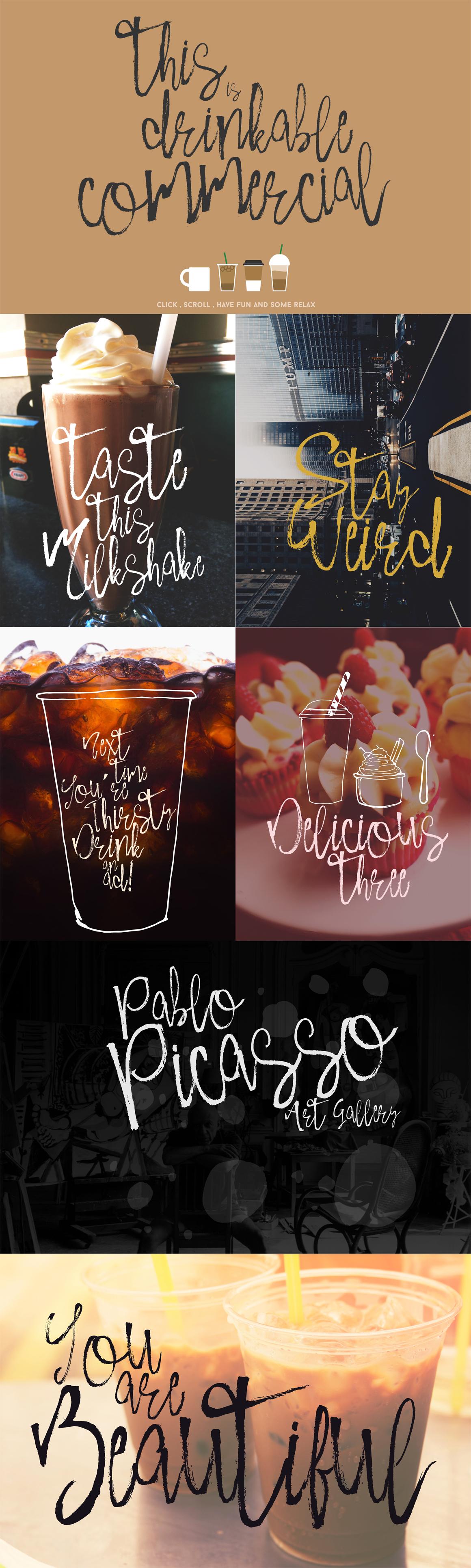 Milkshake and Extras example image 5
