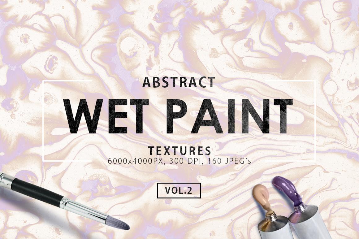 Wet Paint Textures Vol. 2 example image 1