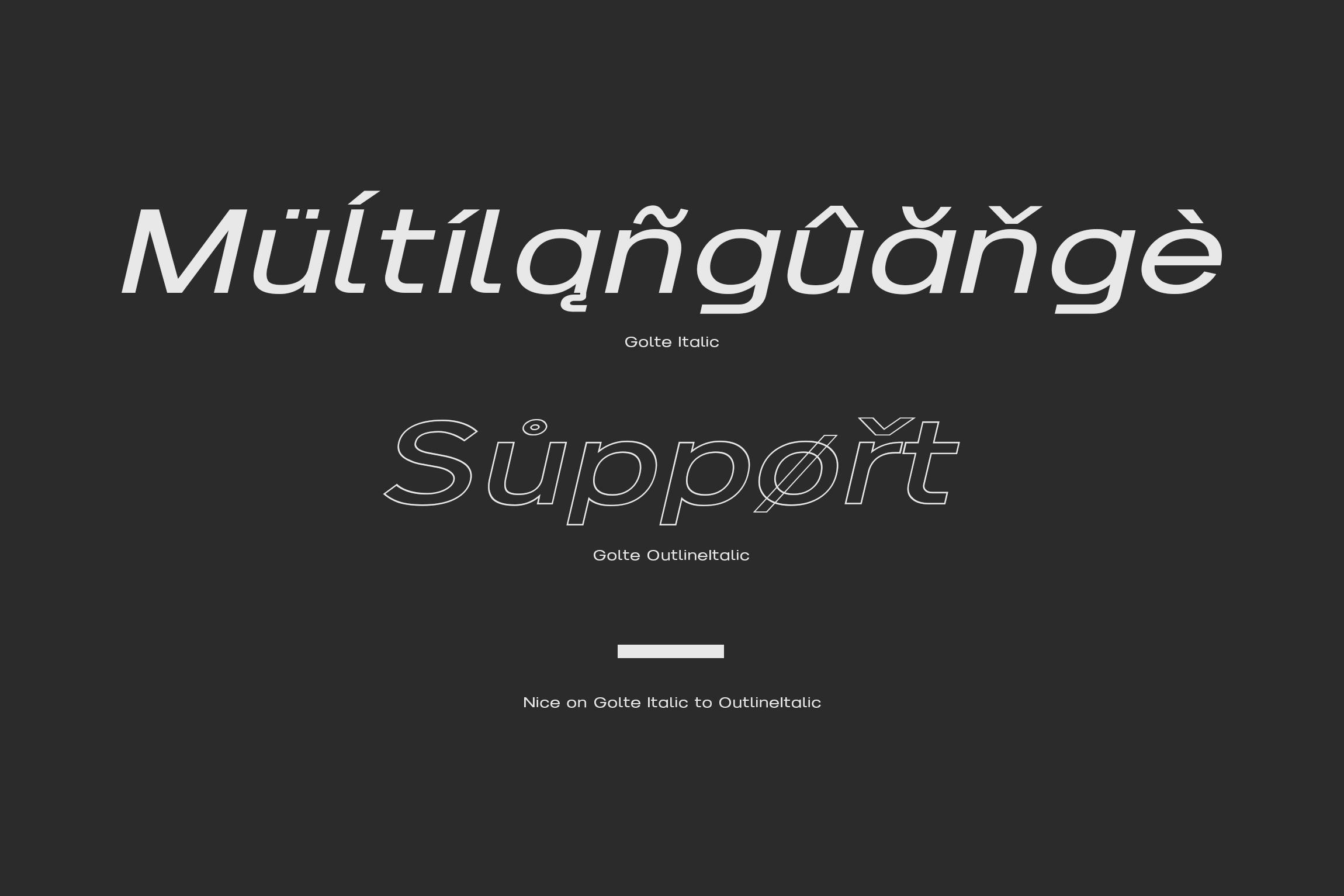 Golte Sans Font - 65 OFF example image 3