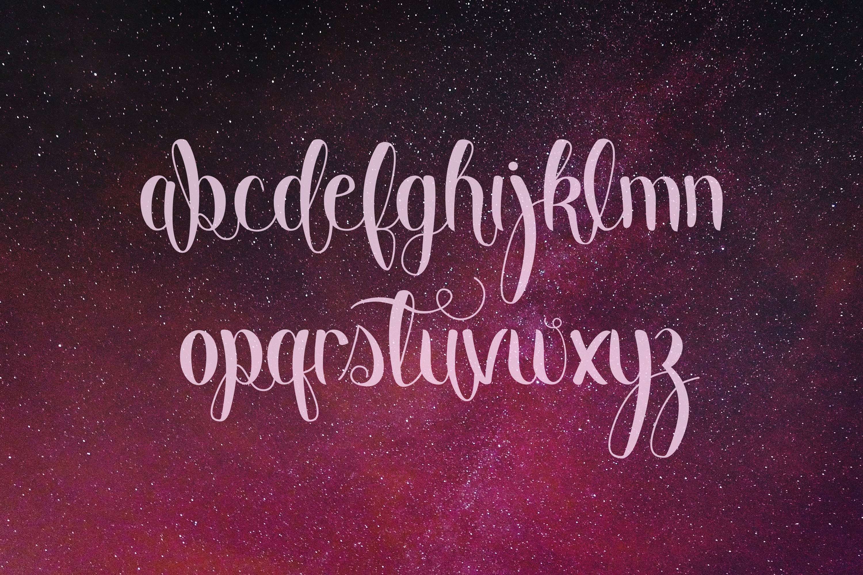 Ever Enchanted - A Font Duo example image 8