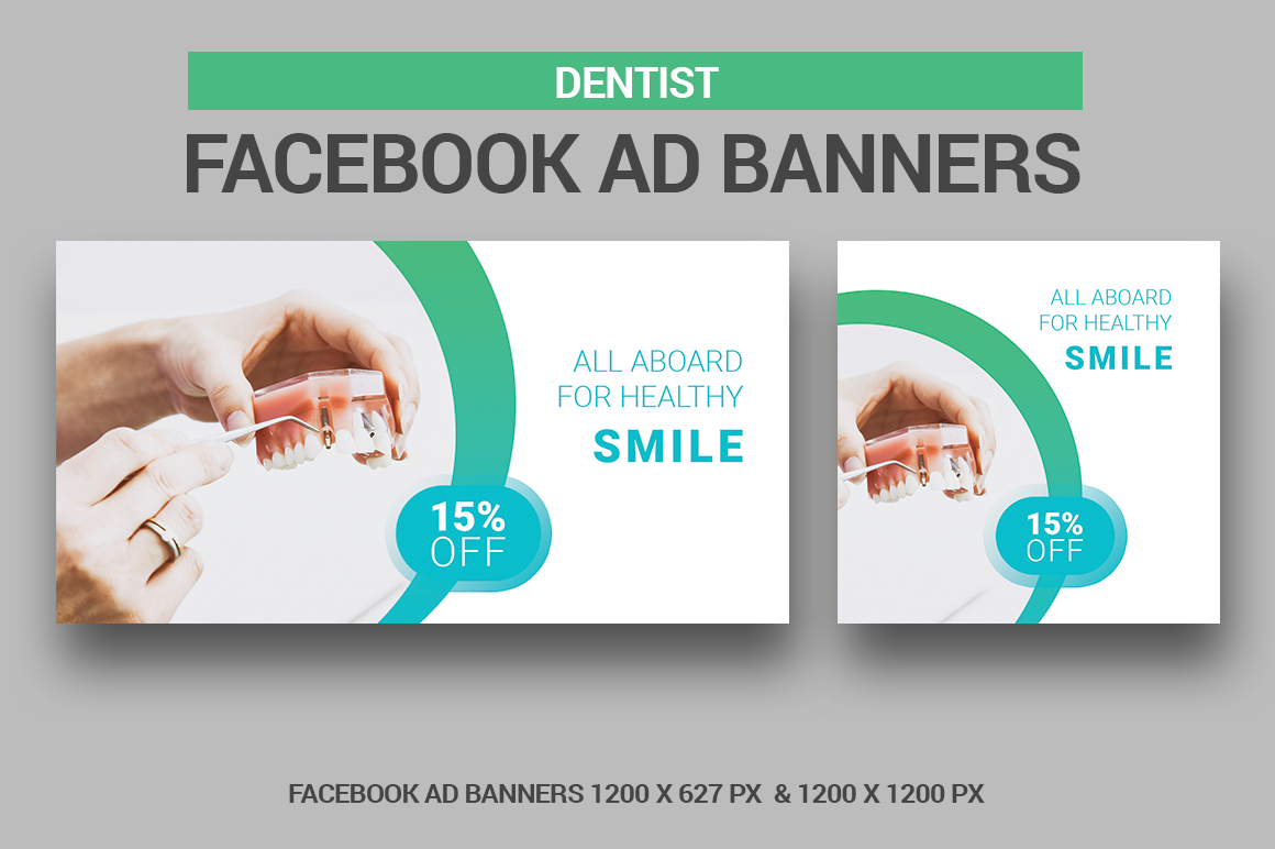 Dentist - Facebook Ads example image 1