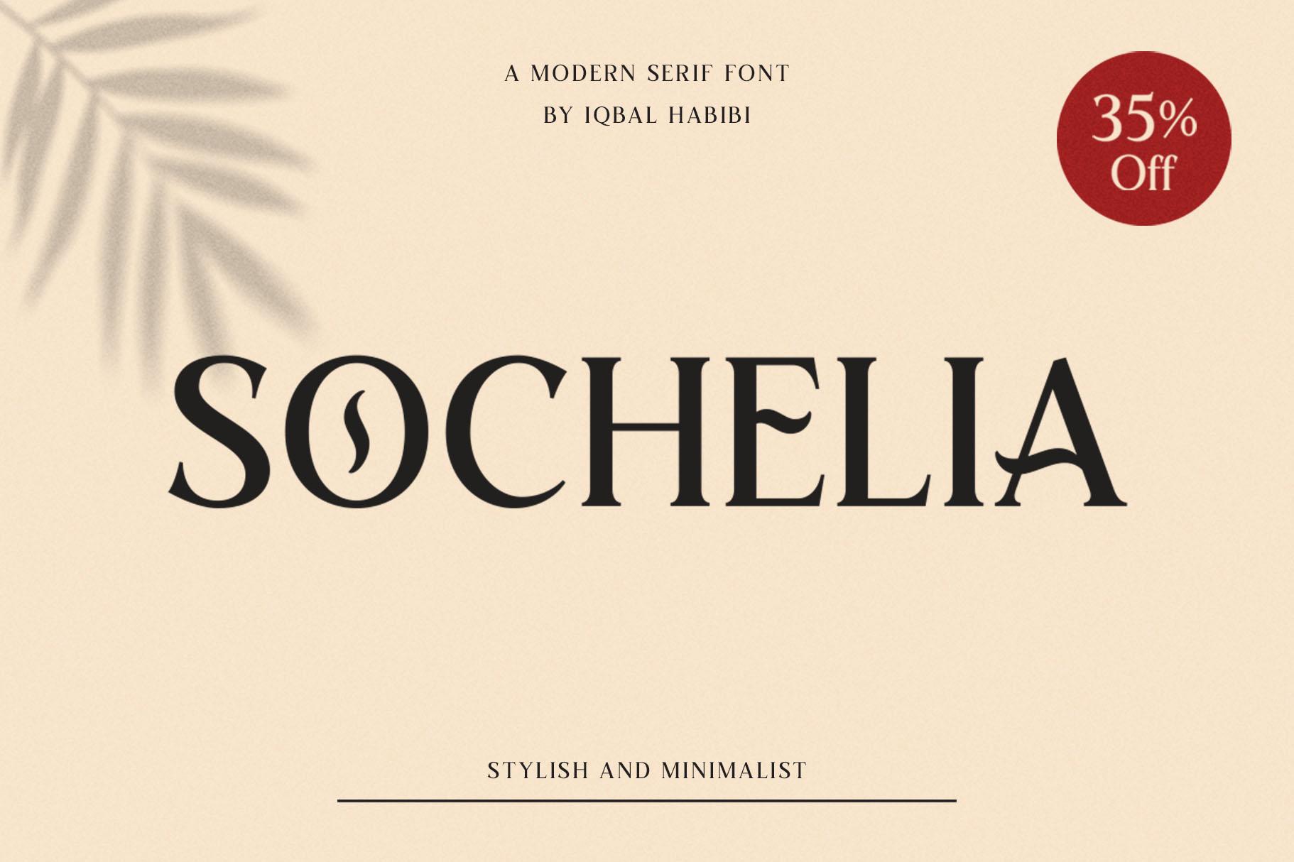 Sochelia example image 1