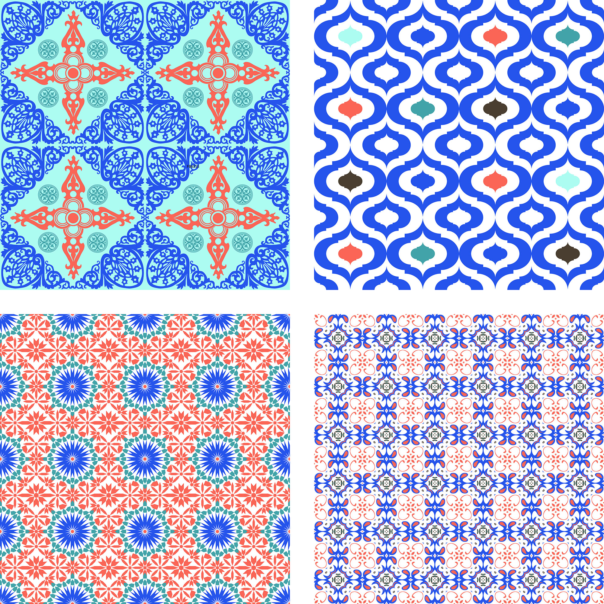 Arabic Pattern Pack example image 4