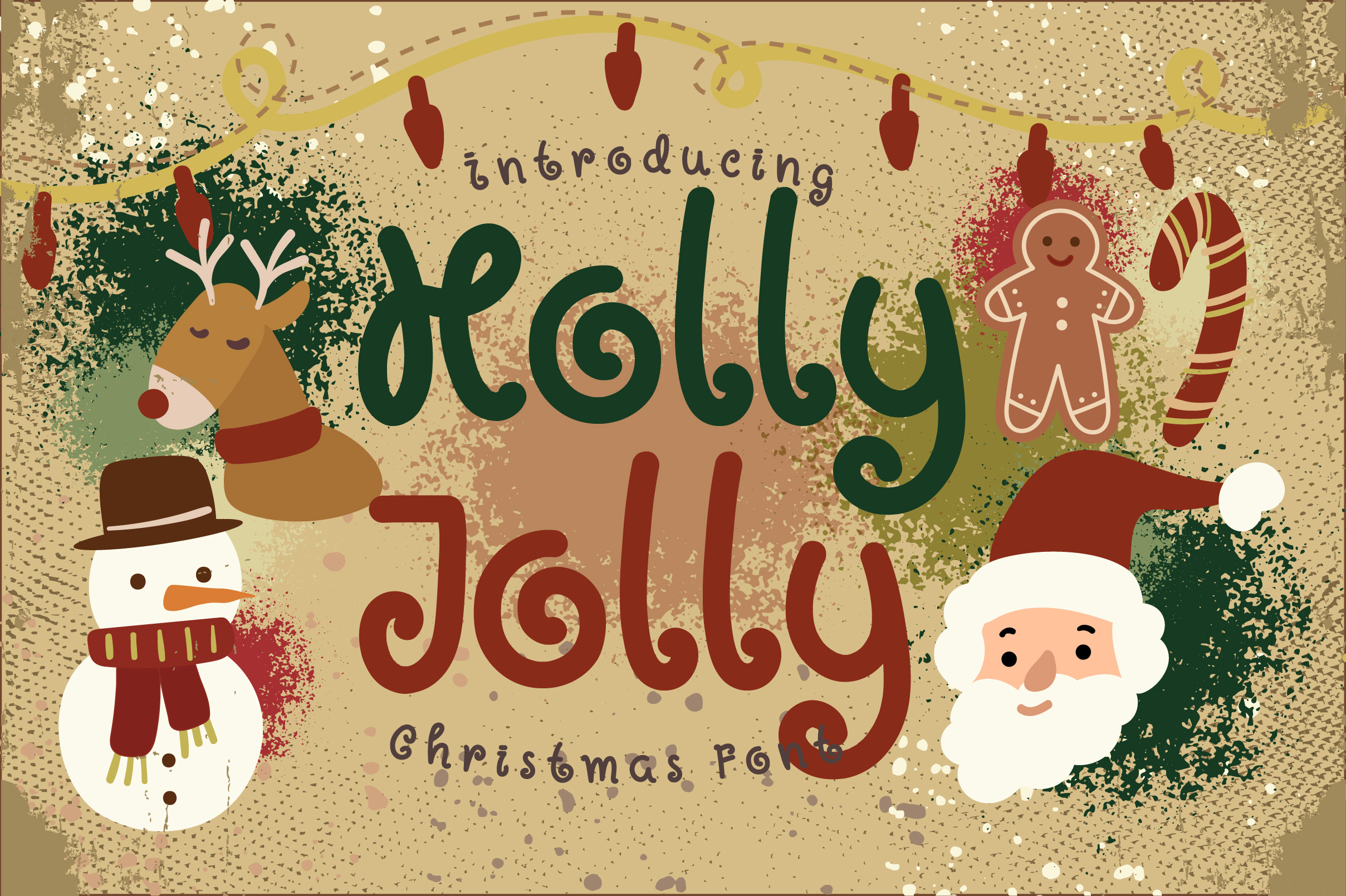 Holly Jolly example image 1