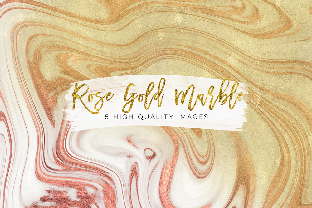Gold and rose gold marble, pink glitter marble, glam rose gold planner paper, gold printable paper, rose gold decor, white gold marble, pink example image 2