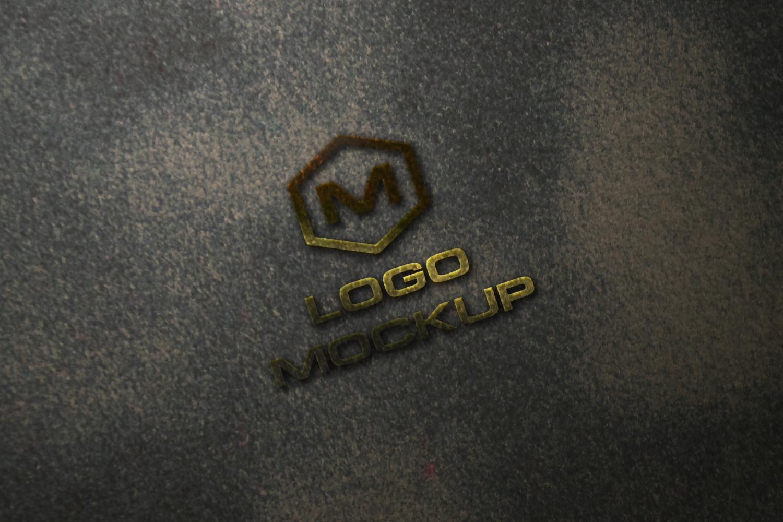 3D Logo Mock-up Bundle example image 15
